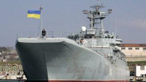 Украина просит Запад ввести санкции против портов России на Чёрном море