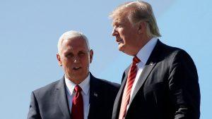 Пенс: Трамп рискнул своей репутацией ради мира