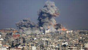 Премьер-министр Израиля Нетаньяху пригрозил, что может еще сильнее ударить по ХАМАС в Секторе Газа