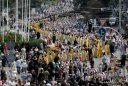 Полиция бдит: Киевский Крестный ход чуть не сорвал провокатор от СМИ