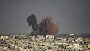 Два палестинца погибли от ракетного удара израильской армии в Секторе Газа