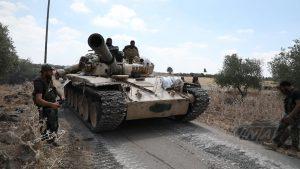 Видео: Сирия вернула границу с Голанами!