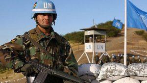 Миротворцы ООН и военная полиция РФ начали патрулирование Голанских высот