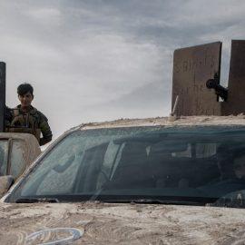 Несколько десятков человек бесследно пропали в пустыне Дейр-эз-Зора