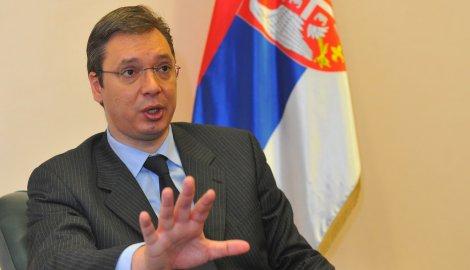 Вучич пообещал непринимать секретных решений поКосово