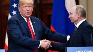 Politico: Путин предложил Трампу сократить вооружения