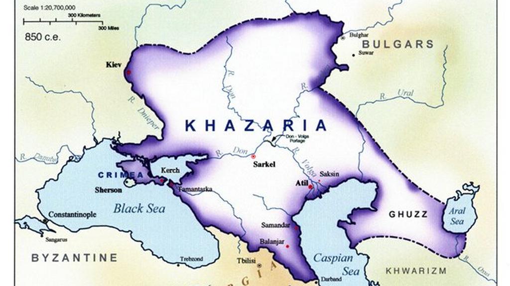 Исторические параллели: современная Россия и Хазарский каганат