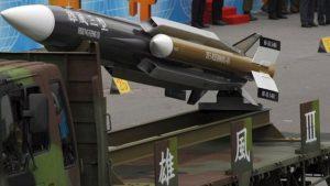 Тайвань развернул ракеты, способные ударить по Шанхаю
