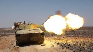 Видео: «Зачистка» от ИГИЛ* провинции Сувейда