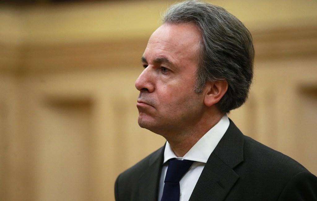 Посол Греции вРФ покинет российскую столицу вконце сентября
