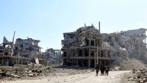 Сводка событий в Сирии и на Ближнем Востоке за 11 августа 2018 года