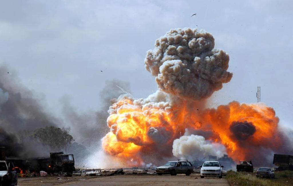 СМИ проинформировали о неменее чем 30 погибших в итоге взрыва вСирии