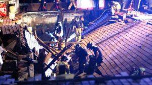 312 человек пострадали на концерте в Испании