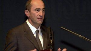 Экс-президент Армении отпущен на свободу