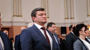 Мэр Оренбурга задержан по делу о получении взятки