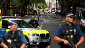 В Лондоне пока не знают, был ли инцидент у Вестминстера терактом
