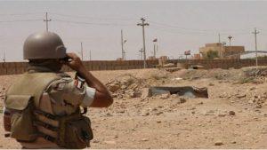 Силы безопасности Ирака отслеживают ИГИЛ в Дияле