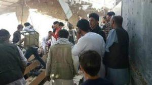 В учебном заведении Кабула произошел взрыв