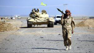 Ближний Восток. Оперативная лента военных событий 16.08.2018