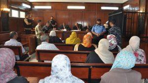 В Ливии суд приговорил 45 сторонников Каддафи к расстрелу