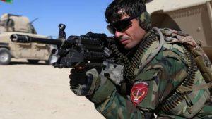 В Кабуле напали на центр подготовки афганской армии