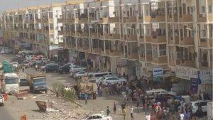 Арабская коалиция продвигается на севере Йемена