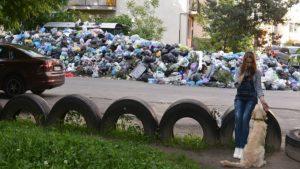 «Бандеровский мусор»: во Львовской области город оказался на грани экологической катастрофы
