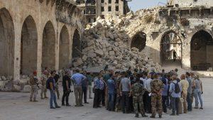 Сводка событий в Сирии и на Ближнем Востоке за 16 августа 2018 года