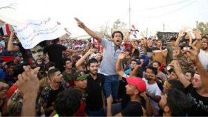 В Ираке 700 человек ранено в ходе протестов