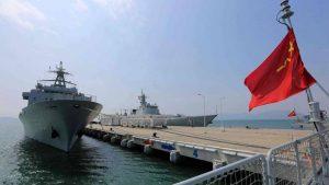 США подозревают Китай в наращивании сил для удаленного удара