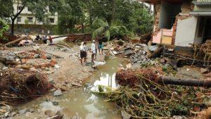 Наводнение в Индии — резкое ухудшение ситуации за минувшие сутки