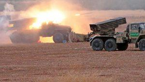 Ближний Восток. Оперативная лента военных событий 18.08.2018