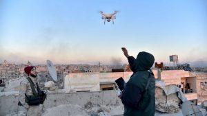 Сводка событий в Сирии и на Ближнем Востоке за 17 августа 2018 года