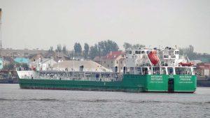 Капитан танкера «Механик Погодин» подал Морской протест из-за удержания судна в Украине