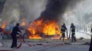 Теракт в Багдаде — ранен спецназовец