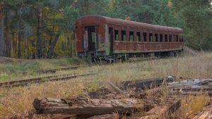 «Укрзализница» шокировала СМИ поездами-оборванцами на рейсе Херсон-Москва
