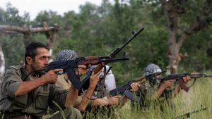 Курды ведут партизанскую войну в Турции