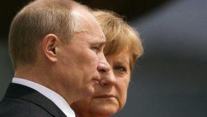 Меркель: транзит газа через Украину должен сохраниться