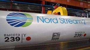 Госдума оценила санкции США против проекта «Северный поток 2»