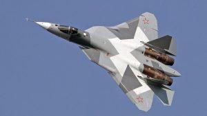 Названы сроки подписания контракта на поставки Су-57 в ВКС РФ