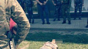 Боевики попытались атаковать полицейских в Чечне, но были ликвидированы