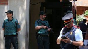 В Каталонии посчитали нападение на полицию обособленным случаем