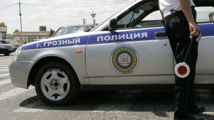 Напавшие на полицейских в Чечне оказались подростками