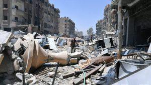 Сводка событий в Сирии и на Ближнем Востоке за 20 августа 2018 года