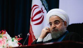 роухани хасан, иран