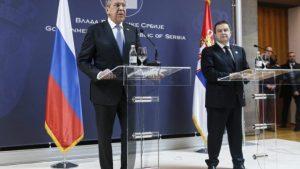 Лавров: косовары не придерживаются договоренностей с Сербией