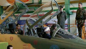 Иран представил собственный истребитель