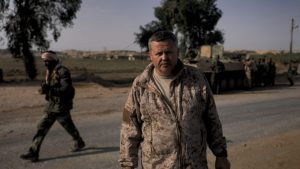 Марат Мусин посмертно награжден высшей государственной наградой Сирии