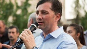 Вице-президент Абхазии подаёт в отставку