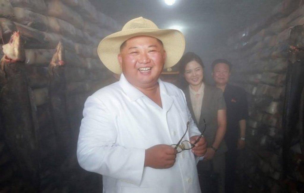 КНДР остановила работы наиспытательном ракетном полигоне Сохэ